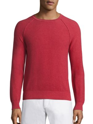 michael kors male waffle knit sweater