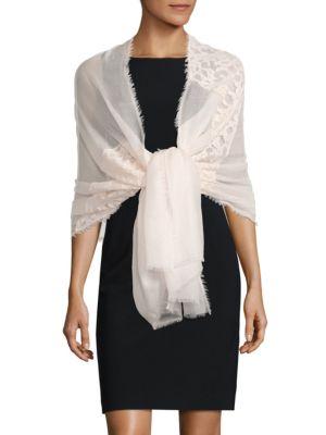 Cashmere & Silk Lace Shawl