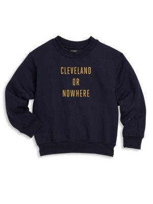 Kid's Cleveland Or Nowhere Sweatshirt