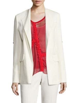 Jalisia Open Front Jacket by BOSS