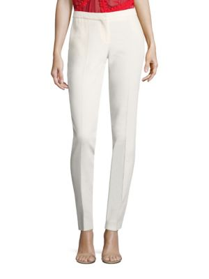 Tilani Solid Trousers by BOSS