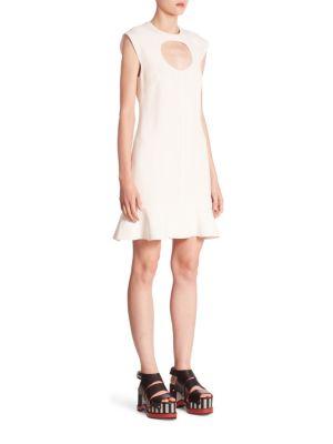 Circle Cutout Dress