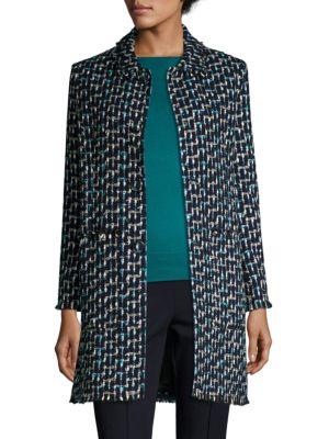 Linton Tweed Coat