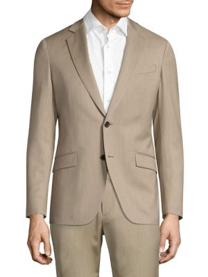 Malcolm Shoredi Slim-Fit Wool Jacket