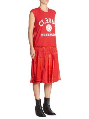 Sports Logo Dress