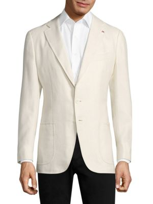 Regular-Fit Button-Front Jacket
