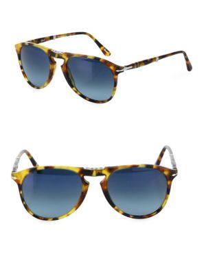 55MM Pilot Sunglasses
