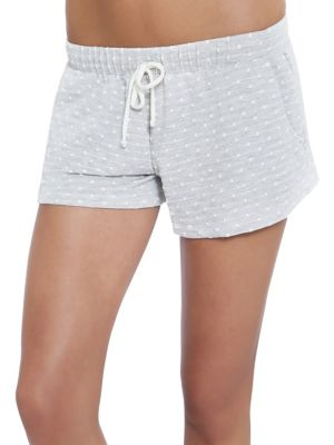 Flynn Heathered Shorts