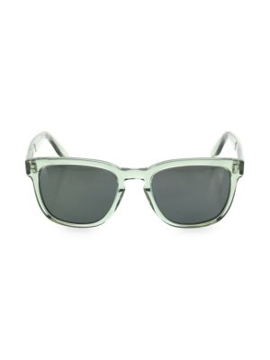 Coltrane Absint 54MM Square Sunglasses