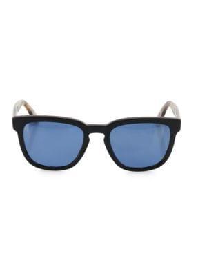 Coltrane 54MM Square Sunglasses