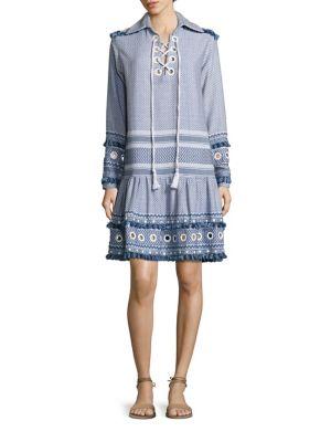 Gadielle Printed Dress