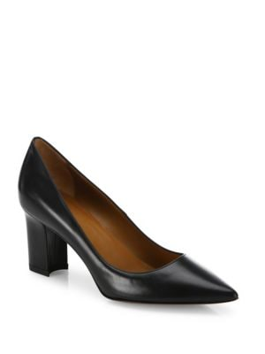 Aquatalia Patent Leather Pointed-Toe Pumps Outlet Classic Clearance Inexpensive Sale Sast Cheap Countdown Package 100% Authentic For Sale K7tutHx