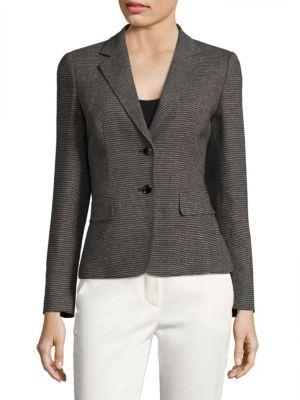 Mantova Linen Jacket