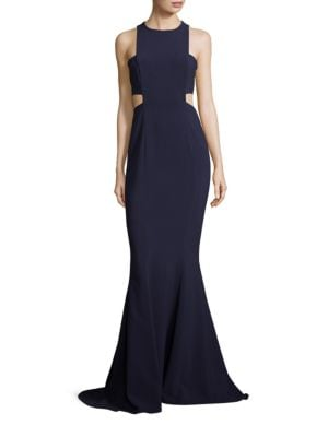 Millbury Cutout Gown by LIKELY
