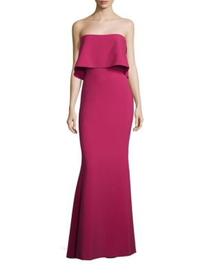 Driggs Strapless Gown