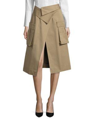 Cargo Wrap Skirt