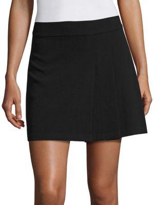 Bianka Pleated Mini Skirt