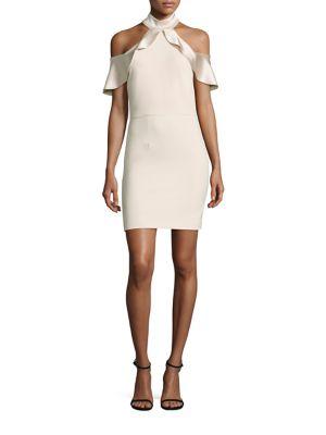 Ebony Cold Shoulder Dress