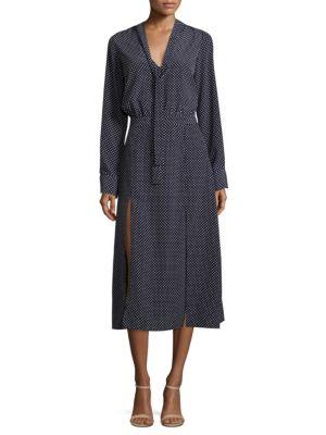 Noelle Dot Dress