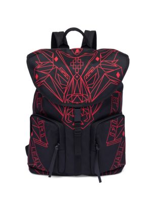 Lamborghini Graphic Print Backpack