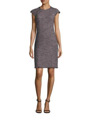 Confetti Tweed Dress