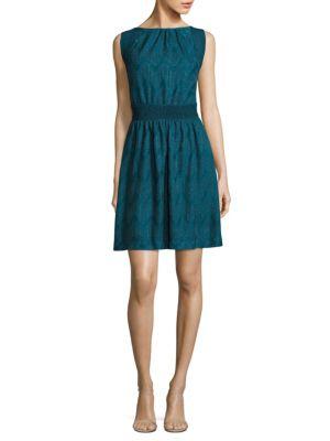 Lurex X Back Dress