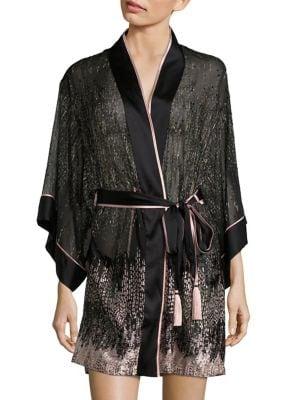 Haven Embellished Robe