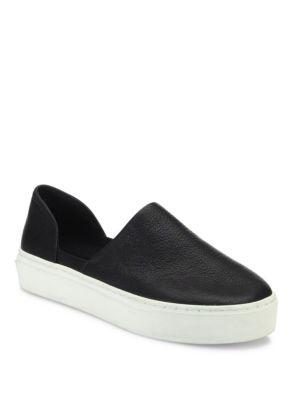 Nana Leather d'Orsay Skate Sneakers