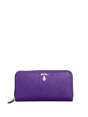 Grace Continental Leather Wallet