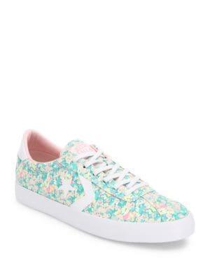 Breakpoint Floral-Print Sneakers 0400093548104
