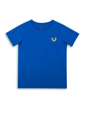 Toddlers, Little Boys and Boys Buddha Logo Tee