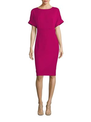 Dolman Sheath Dress