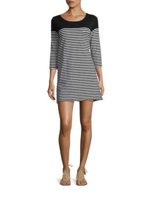 Soft Joie Alyce Stripe Dress