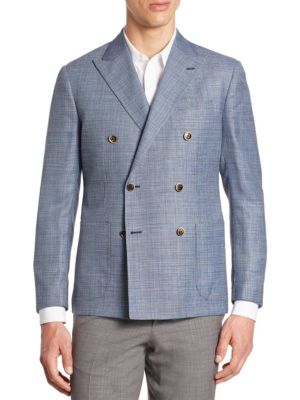 COLLECTION Double-Breasted Coat