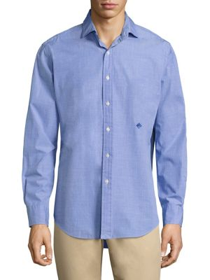 POLO RALPH LAUREN Poplin Estate Button-Down Shirt