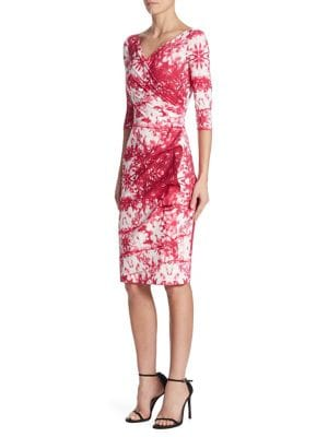 Florien Printed Dress