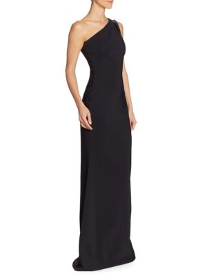 Ubah One-Shoulder Gown
