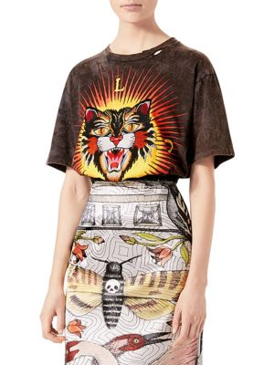 Jersey Tiger Cotton Tee