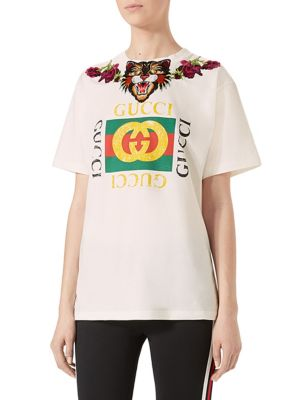 Floral Loved Patch Tee