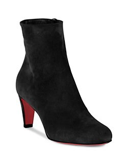 Christian Louboutin - Top 70 Suede Booties