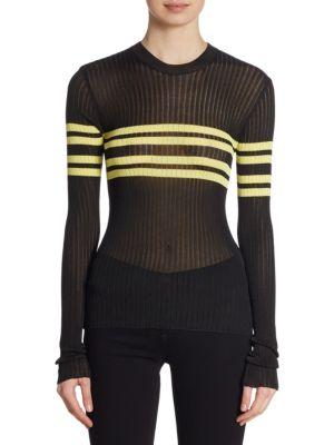Sport Striped Sweater