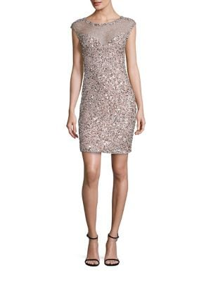 Montclair Sequined Dress