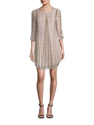 Petra Beaded Dress
