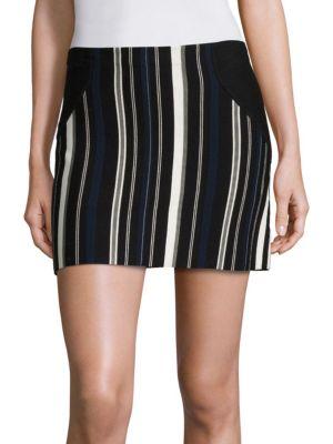 Striped Sport Skirt