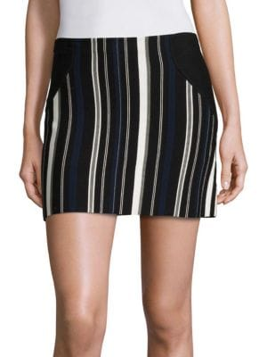 Striped Sport Skirt