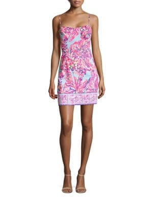 Shelli Floral Print Dress