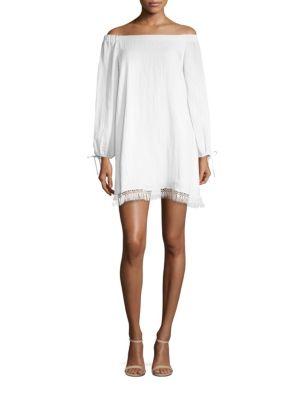 Adira Off-the-Shoulder Dress
