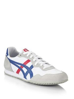 ONITSUKA Serrano Suede Sneakers