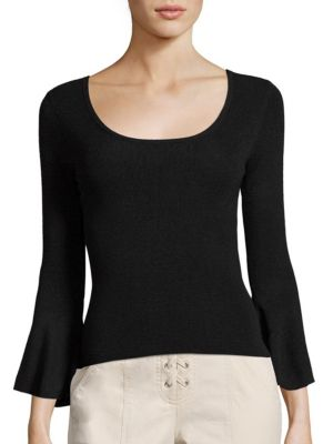 Tadeo Bell Sleeve Top