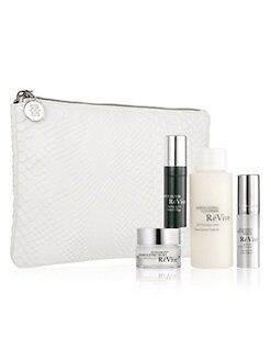 Receive a free 5- piece bonus gift with your $300 RéVive purchase